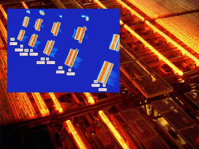 metallurgie_temperaturmessung_strangguss_stahl_eisen_infrarotkamera_pyroview_02