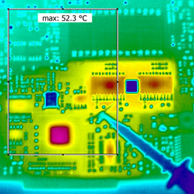 infraredcamera_pyroview_pcbtesting_thermalimage